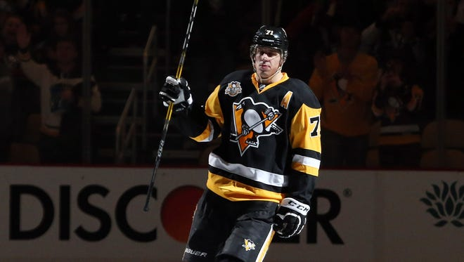 Evgeni Malkin was arguably the most surprising omission from the Top 100.