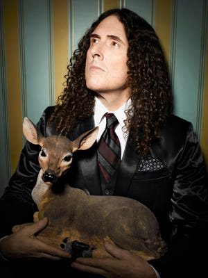 """Weird Al"" Yankovic will perform in Phoenix on Wednesday, Aug. 3, 2016."