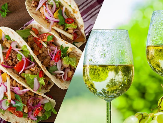 Do you naturally think of German wine with tacos? Maybe