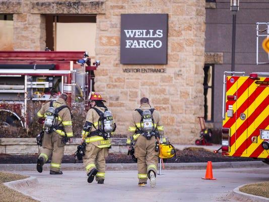 Wells Fargo fire WDSM