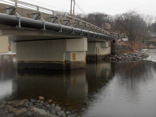 Brady Road Bridge 2