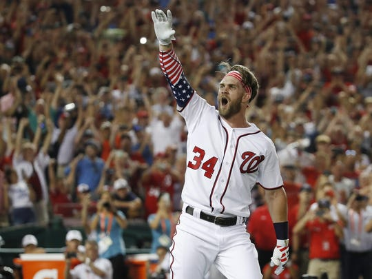 Bryce Harper remains a free agent.