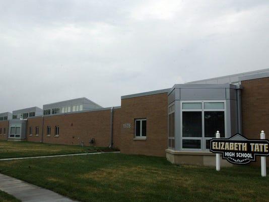 Title: Elizabeth Tate High School