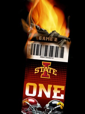 The Iowa-Iowa State game remains one of the more expensive tickets out there, at face value. But others have soared past it, while the $90 costs to attend the Cy-Hawk game have remained the same since 2007.