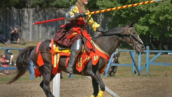 This fall's eight-week run of the King Richard's Faire has been canceled due to the COVID-19 pandemic.