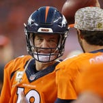 Peyton Manning's career in pictures