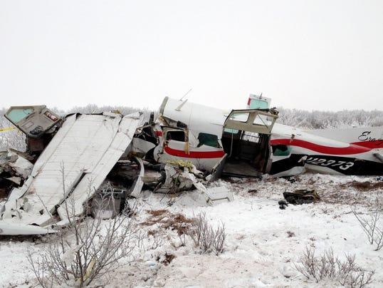 AP Alaska Plane Crash