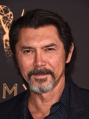 Lou Diamond Phillips, seen here in August, was arrested on suspicion of driving under the influence early Friday in Texas.