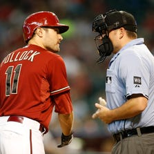 USA TODAY Sports unveils its latest MLB Power Rankings and the rough season for the Diamondbacks continues. Where are they ranked this week? Records through Sept. 14, 2014.