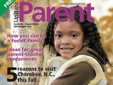 Upstate Parent September