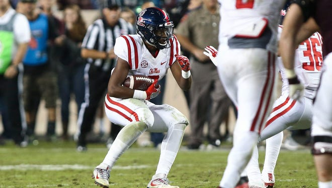 Deontay Anderson, and his parents, retained the services of attorney Thomas Mars, requested a transfer from Ole Miss and was granted a full release.