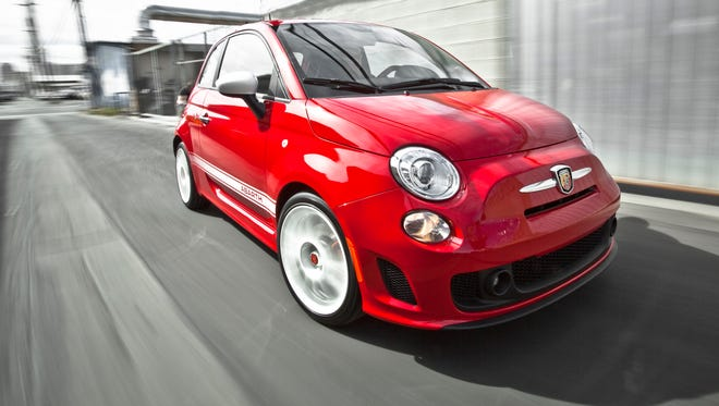 The Fiat 500's Abarth performance versions get an automatic transmission option for 2015 that should broaden their appeal in the USA.
