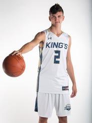 Caleb Catto, SFCA, Basketball All-Area