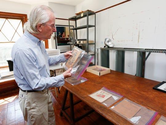 Richard Kendall, Edward Hopper House board member in