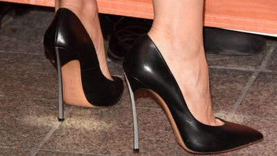 New research from the University of Alabama at Birmingham shows that high-heeled-shoe-related injuries doubled between 2002 and 2012.