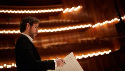 "Bryce Dessner co-wrote the score to Leonardo DiCaprio's upcoming film, ""The Revenant."""