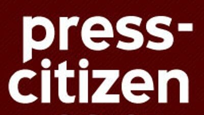 Iowa City Press-Citizen logo