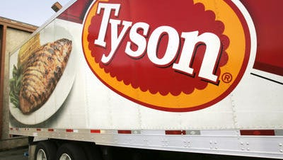 The Tyson Mexican Original plant in Portland faces a $3,000 fine for several alleged environmental violations.