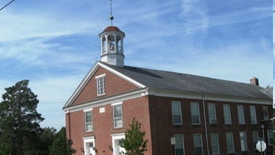 Salem Church (also called Strayer's Church and Salem Union Church).