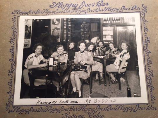 Spring training 1947Havana, Cuba