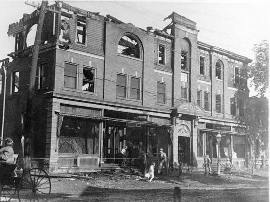 Old buildings get new life in Spencerport