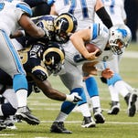 Lions plotting to contain Rams' sack-master Donald