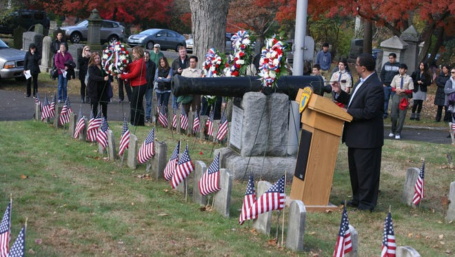 Honor military heroes at the various Veterans Day ceremonies throughout Westchester, Putnam and Rockland.