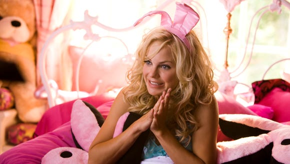 "Anna Faris as Shelley Darlingson in ""The House Bunny."""
