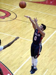 Lebanon senior Danny Caricabeur will be relied upon during the Cedars' PIAA Class AAAA first-round tournament game against Plymouth-Whitemarsh on Saturday.