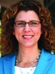 Leon County Commissioner Kristin Dozier Leon County Commissioner Kristin Dozier