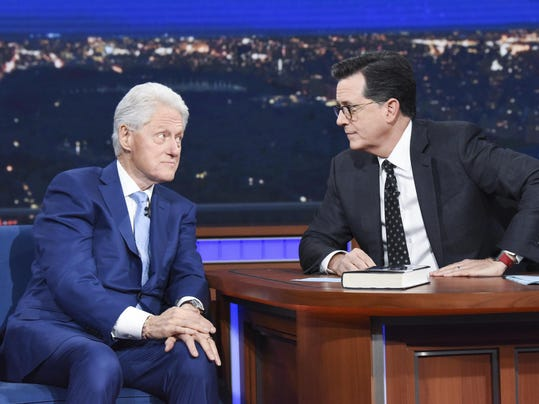 TV Clinton Colbert