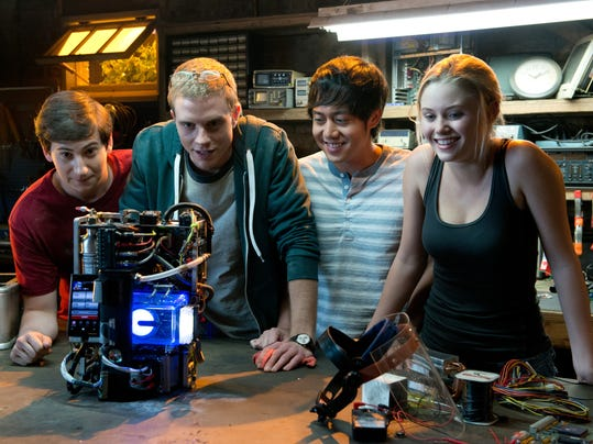 Film Review-Project Almanac