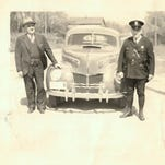 Milford police through the years