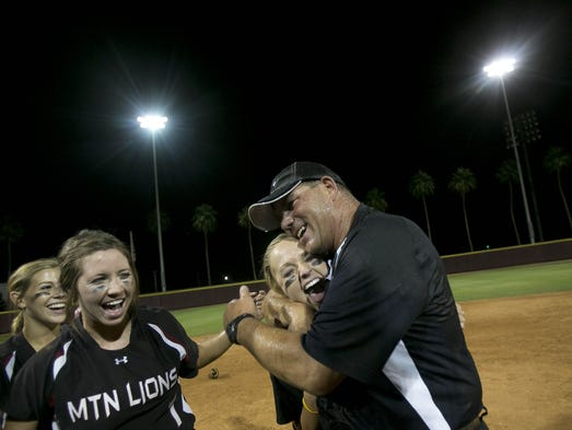 Take a look back at the coaches that have won titles in high school softball in Arizona, listed in order of championships.