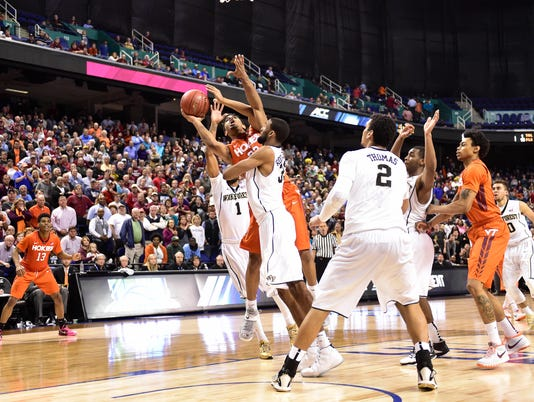 NCAA Basketball: ACC Conference Tournament-Wake Forest vs Virginia Tech