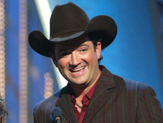 Tracy Byrd will perform at the Lincoln County Cowboy