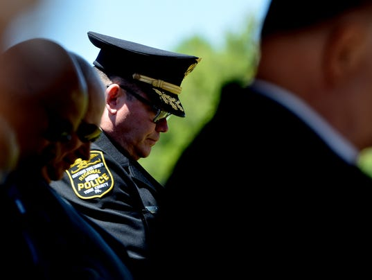 Law Enforcement Officers Memorial Day Observance
