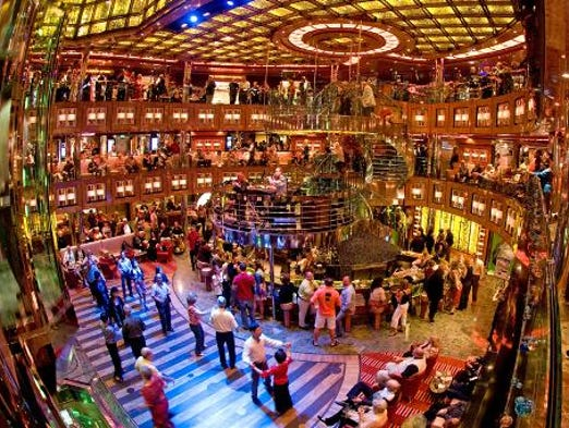 Build A Bear While You Cruise With Carnival