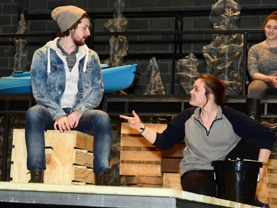 """A version of Shakespeare's comedy """"As You Like It"""" set in grunge-era Seattle opens at Ball State's University Theatre on Nov. 6, 2015."""