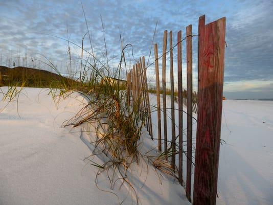 Pensacola Beach renourishment
