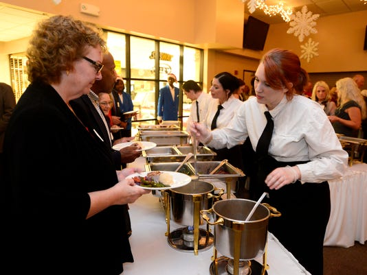 Pensacola State College's Holiday Experience raises money for student scholarships