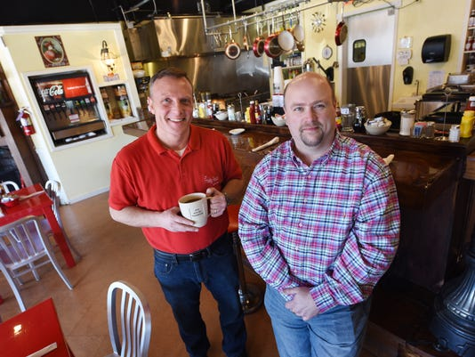 Floyd Frisky Biscuit Dishes It Up In Canton