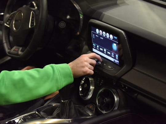 Technology was the theme at this year's 2016 Hudson Valley Auto Show at the Mid-Hudson Civic Center in Poughkeepsie Sunday.