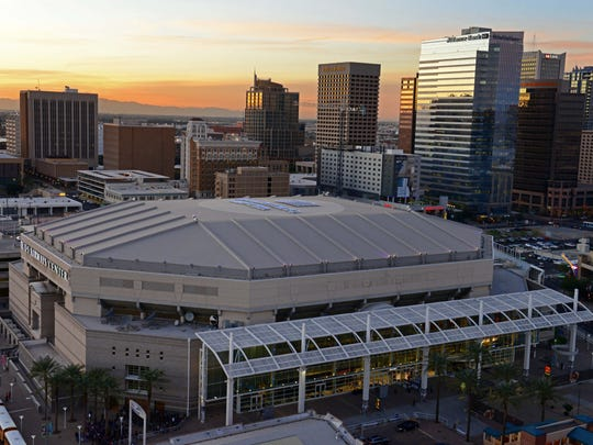 Talking Stick Resort Arena.