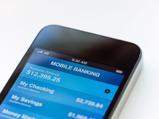 Why use a mobile banking app?