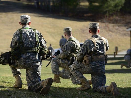 BUR 042116 ROTC 1