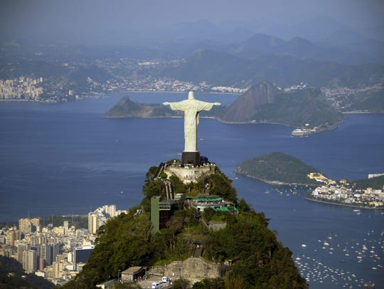 Rio de Janeiro will host the Olympic Games from Aug.