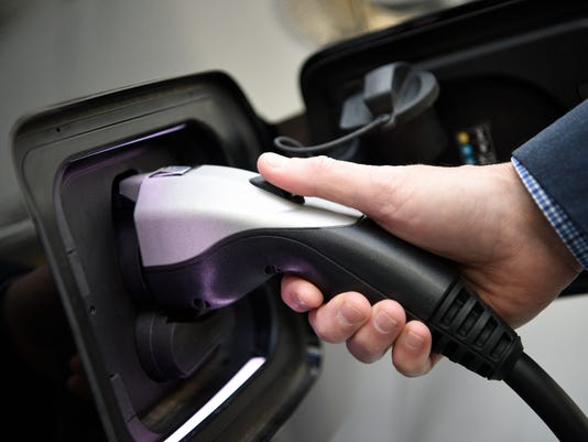 Rutherford using grant for 8 electric vehicle charging stations