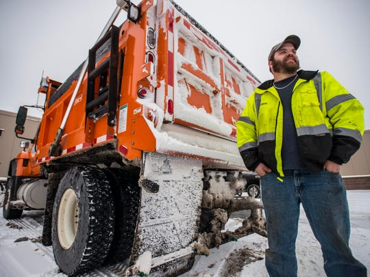 VTrans Supervisor Shawn Lafountain has a lot of tools at his disposal to fight back against Old Man Winter, which now includes a real-time GPS tracking system that allows Lafountain to see where each VTrans truck is and even if their plow is down or not, where they are spreading salt and more. And a public website allows anyone to check if their neck of the woods has been plowed.