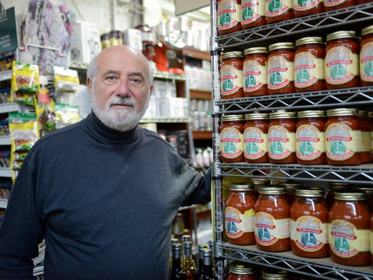 """No one can buy like I do,"" says Jerry Turci, owner of Jerry's Gourmet and More in Englewood. ""It's an art."""